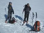 Haute Route d'Arolla à ski