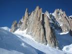Ski de randonnée au col d'Entrèves et à la vallée blanche