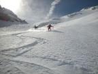 Raid à ski dans le massif Oisans - Ecrins