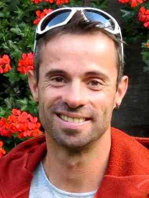 Bertrand Dumas - Guide de haute montagne Alta-Via