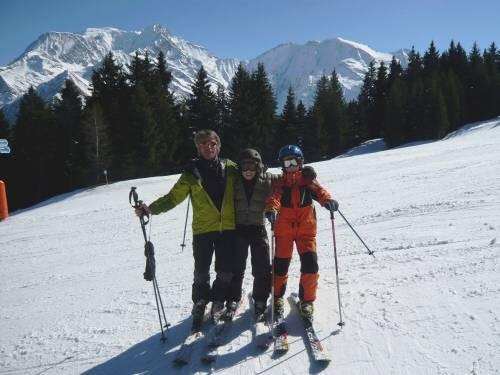Ecole de Ski Megève