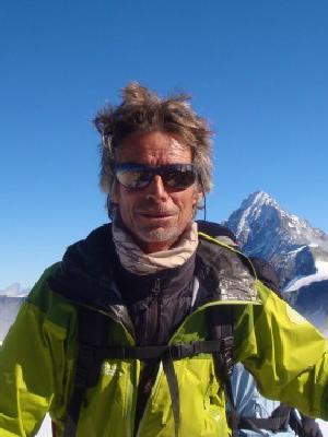 Gilles Imbert - Guide de haute Montagne et moniteur de ski Alta-Via