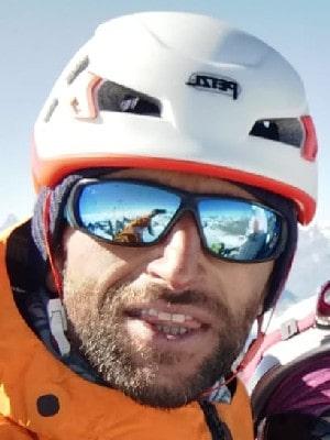 Jérôme Jauffres - Guide de haute montagne Alta-Via