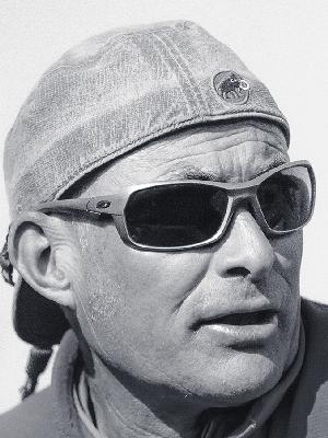 Philippe Clerc - Moniteur de ski et accompagnateur en montagne Alta-Via