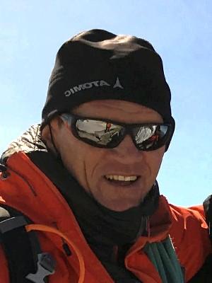 Pierre-Allain Naudin - Guide de haute montagne Alta-Via
