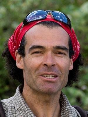 Stéphane Verdet - Accompagnateur en montagne Alta-Via