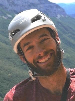 Victor Saucède - guide de hautemontagne Alta-Via
